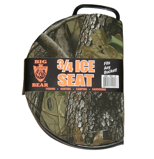Big Bear 3/4 Fixed Seat
