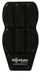 NEW -- ShockEater® Recoil Pad recoil pad, removable, shooting vest, shooting jacket, Browning Reactar Pad