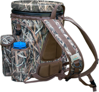NEW Venture Bucket Pack, Shadow Grass Blades camo bucket carrier, bucket backpack, bucket seat, dove bucket, duck bucket
