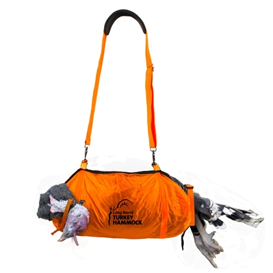 Peregrine Field Gear Long Beard Turkey Hammock turkey hammock, turkey hunting, turkey sling, turkey tote, turkey hauler, gobbler hauler, long beard