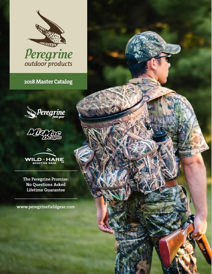 Peregrine Outdoor Products Catalog