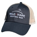 Wild Hare Shooting Gear Snap Back Hat - WH-901SB-BK
