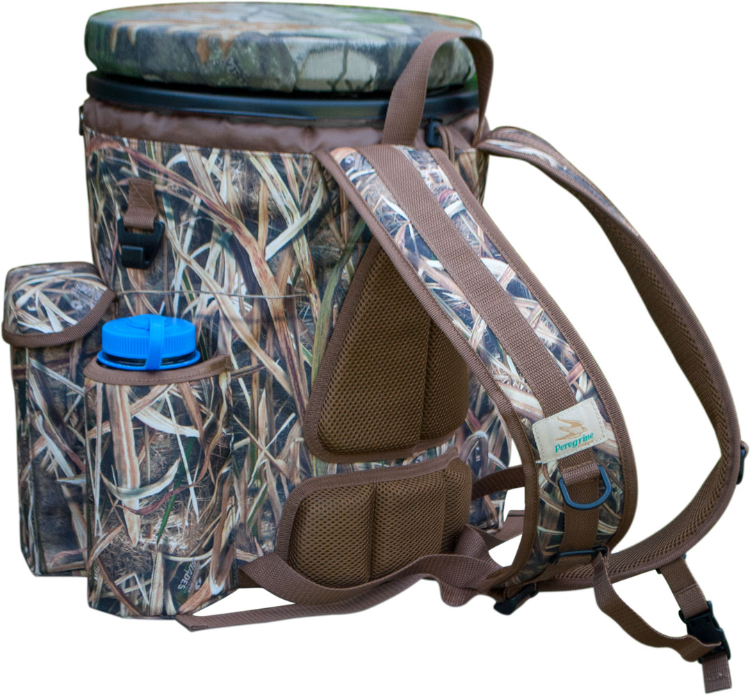 NEW Peregrine Field Gear Hunting Bucket Combo bucket carrier, bucket backpack, bucket seat, dove bucket, duck bucket