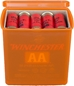 Wild Hare Shooting Gear Branded Mr. Lid Shotshell Box - WH-305-OR