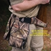 game belt with quick shot holster