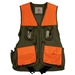Trekker Dog Handler's Upland Hunting Vest with waist belt front view