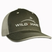 Wild Hare Shooting Hat With Mesh Back Structured Front - WH-GWT-101M-OVK